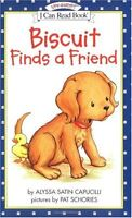 Biscuit Finds a Friend (My First I Can Read Book ) by Alyssa Satin Capucilli