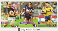 *2008 Select NRL Champions Trading Cards Full Base Set (195 cards)