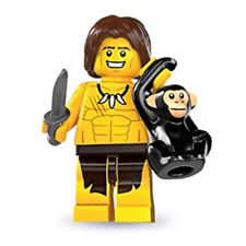 LEGO 8831 Series 7 Minifigure - JUNGLE BOY TARZAN - New Out of Package