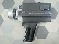 Bell & Howell Focus-Matic 673/XL Super 8 Video Camera For Parts or Repair