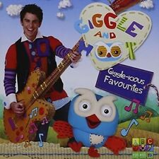 GIGGLE AND HOOT Giggle-Icious Favourites CD BRAND NEW ABC For Kids
