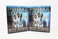 BUCK ROGERS NEL 25° SECOLO PRIMA STAGIONE BLU RAY UNIVERSAL 1979 DVD [GF-016]