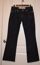 Sz 27 7 Seven For All Mankind Dark Wash Flare Jeans