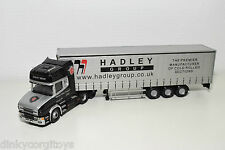 CORGI TOYS SCANIA 164 T CAB TRUCK WITH TRAILER HADLEY GROUP VN MINT