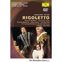 COTRUBAS/DOMINGO/MCNEILL/LEVINE/MOO - RIGOLETTO DVD NEU
