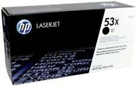 HP Q7553X 53X Genuine New Toner Cartridge