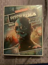 Pitch Black Steelbook (Blu-ray) (No Digital)