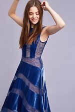 NWT Anthropologie Velvet Frost Dress by Tracy Reese - Size 0