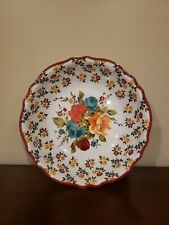 The Pioneer Woman Timeless Floral Melamine Large Serving Bowl Fall Dish