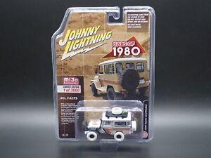1980 TOYOTA LAND CRUISER FJ40 MIJO EXCLUSIVE  2021 JOHNNY WHITE LIGHTNING CHASE