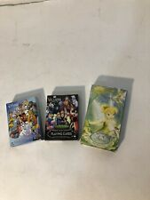 Disney Playing Cards Misc Characters, Villains, Fairies 3E