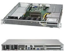 **SuperMicro SuperServer SYS-1019S-WR 1U SuperServer ***FULL MFR WARRANTY***