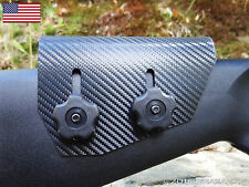 Premium Carbon Fiber Cheek Rest - Adjustable Kydex Cheek Riser for Rifle Stocks!