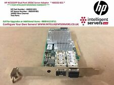 HP NC522SFP Double Port 10GbE Adaptateur Serveur - * 468332-B21 *