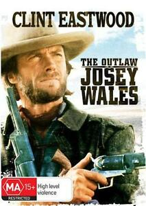 THE OUTLAW JOSEY WALES : NEW DVD