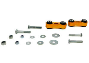Whiteline Front Sway Bar Link Assembly (inc 94-00 WRX, Steel Arms) KLC30