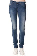 DIESEL W28 Women's Livier 0841Y STRETCH Faded Slim Jegging Jeans - From POPPRI