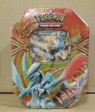 Pokémon TCG White Kyurem EX Tin 2013 New Sealed TCG CCG
