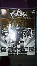 BLACK & GOLD SPECIAL EDITION MEGAZORD 1993 MIGHTY MORPHIN POWER RANGERS