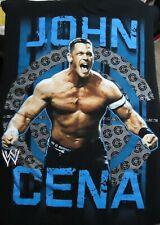 WWE John Cena Regret Nothing Fear Nothing T Shirt (Large)