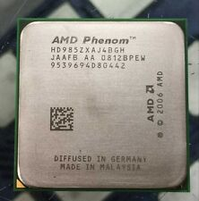 PROCESSORE AMD Phenom  X4 9850+ 2.5 GHz SOCKET Socket AM2 AM2+ Quad Core