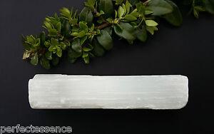 Large A Grade Selenite Satin Spar Crystal Wands Sticks - 9-10cm   Protection!