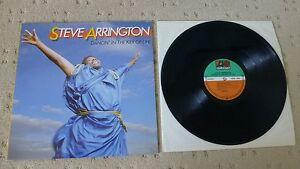 "Steve Arrington ""Dancin' In The Key Of Life"" 1A/1B Vinyl Album - 1985"
