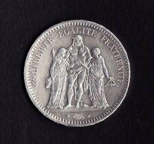 5 Francs Hercule - 1848 A - SUP - (035)
