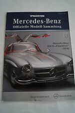 Sammelheft Begleitheft Mercedes-Benz Sammlung *nur Heft* keine Autos