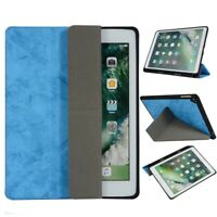 Retro Smart Leather Stand Tablet Case w Pen Slot for iPad 9.7-inch Pro Air 2 Air