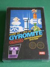 Nintendo NES GYROMITE Complet PAL B FRA ASD