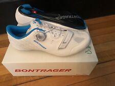 New BONTRAGER Women's Meraj Road Shoe Size 39Euro, 7.5US, 25cm  BOA White