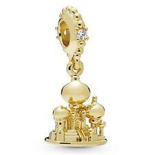 Silver Charms Fashion Wholesale CZ Pendants Spacer Fit European Bracelet