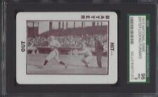 SGC 96 - 1913 WG5 National Game - ACTION Batter Looking Forward