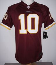 Nike WASHINGTON REDSKINS #10 ROBERT GRIFFIN III NFL Players Boys Jersey XL