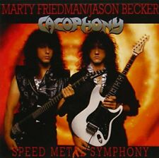 Cacophony - Speed Metal Symphony - CD - New