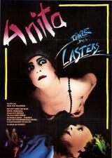 Anita - Tänze des Lasters ORIGINAL A1 Kinoplakat Lotti Huber / Rosa v. Praunheim