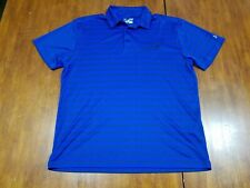 Under Armour Golf Mens Athletic Polo Shirt Large Spirit Aerosystems