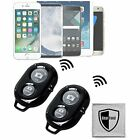 2pc Bluetooth Remote for iPhone 12 11 Pro X Xs SE 8 7 all iPad Smartphone Tablet