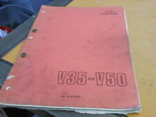Moto Guzzi Spare Parts Manual Catalog V35 - V50