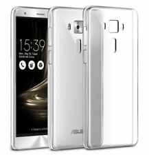 Clear Fitted Cases/Skins for ASUS Mobile Phones