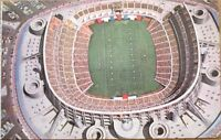 1970 Football Stadium Chrome Postcard: San Diego, California CA Cal