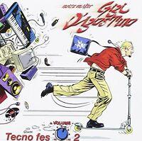 Gigi D'Agostino Tecno fes 2 (2001) [CD]