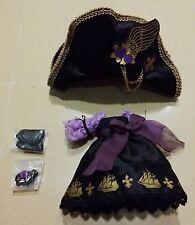 Blythe New  4 pcs x Original Outfit & Accessories Dress Set