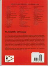 Tubal Cain WORKSHOP DRAWING Engineering Practice Manual paperback book NEW