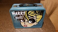 Lady Gaga Cartoon 2013 Cancelled Tour Tin Lunch Box. Marry The Night Merchandise
