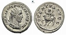 Savoca coins côté de philippe Antoninianus Adventus Caesar roma 4,34 G/24 mm f#aaa254
