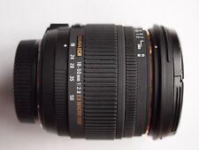 NIKON FIT SIGMA 18 - 50 mm f2.8 HSM EX DC MACRO AF Lens  18-50mm 2.8