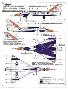 Warbird What If ,USAF Thunderbirds' Flew ' - S'Est Envolé The F-106A Delta Dart
