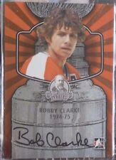 2013-14 ITG Lord Stanley's Mug Autograph Bobby Clarke Auto Philadelphia Flyers